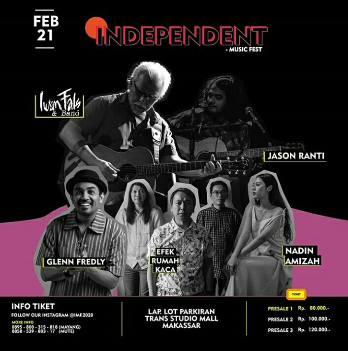 Independent Music fest