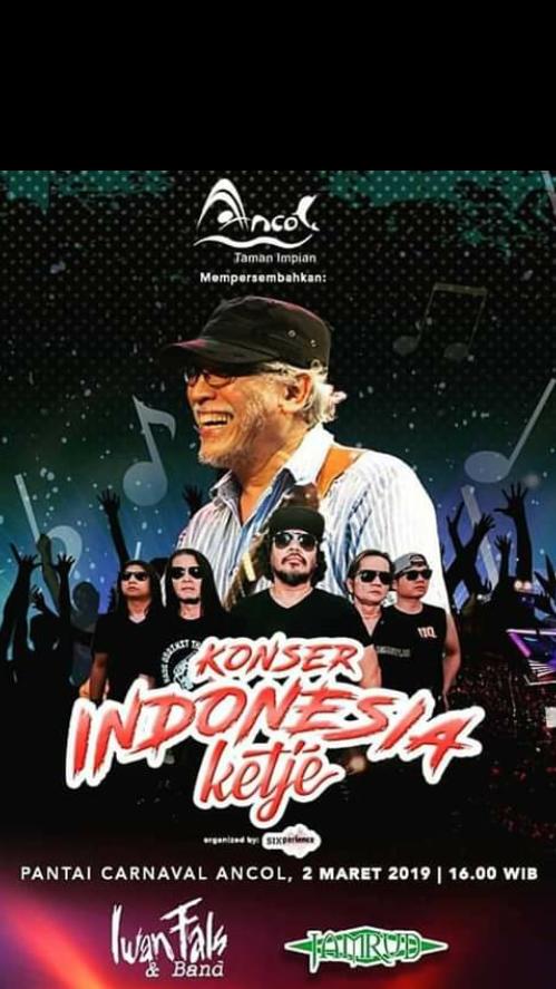 Konser Indonesia Ketje